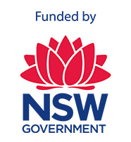Funded By NSW Government